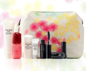 20% Off + Free GiftWhen You Spend $125 on Shiseido Products @ lookfantastic.com