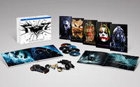 $64The Dark Knight Trilogy: Ultimate Collector's Edition Blu-ray