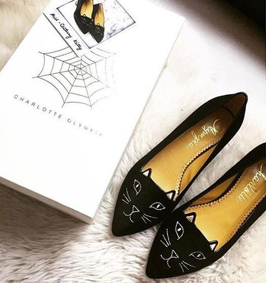 50% OffSelect Bags and Shoes @Charlotte Olympia